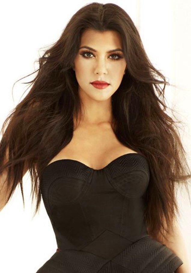 13. Kourtney Kardashian