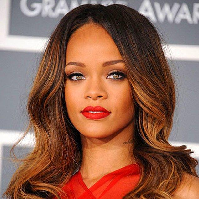 11. Rihanna
