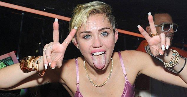 10. Miley Cyrus