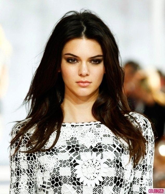 7. Kendall Jenner