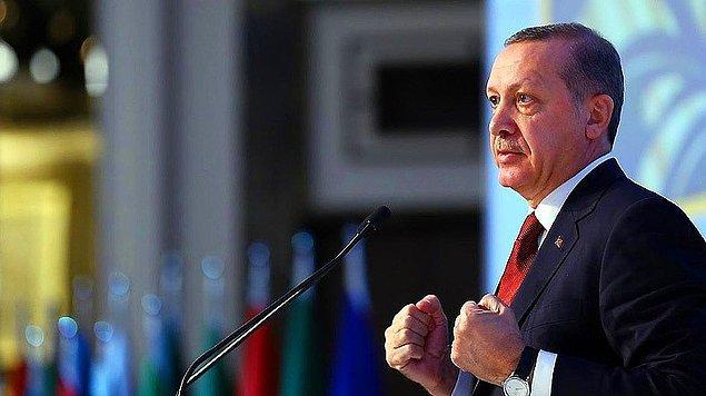 3. Erdoğan: 'Merkez Bankası Verilen Mesajlardan Halen Nasibini Almış Değil'