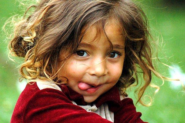 17. Çocuklara Doğadan Esinlenen İsimler Koymak