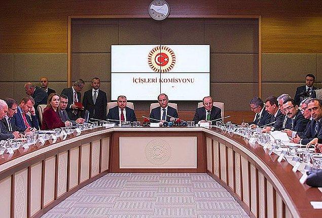 10. 'İç Güvenlik Paketi' Komisyondan Geçti