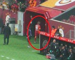 Sneijder'den Şok Tepki