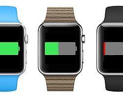 Apple Watch'un Pili Kaç Saat Dayanacak?