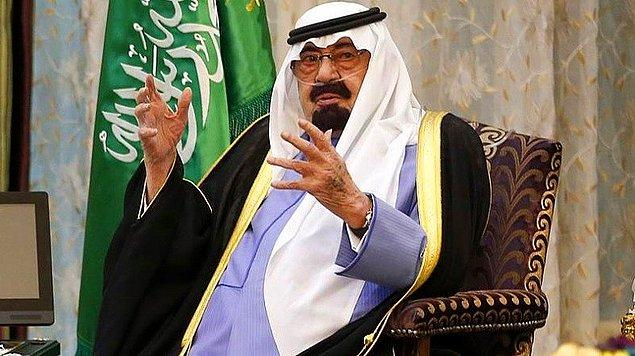 6. Suudi Arabistan Kralı Abdullah Hayatını Kaybetti