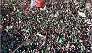 Charlie Hebdo Protestosunda 'Yaşasın Hizbullah' Sloganları