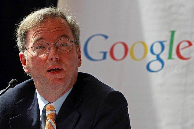 Aranızda bir Google mülakatına girip de neye uğradığını şaşıran varsa, içinize su serpecek haber Eric Schmidt'ten geliyor.