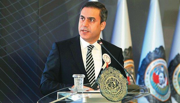 MİT Müsteşarı Hakan Fidan Meclis Yolunda