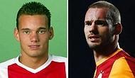 29 Ünlü Futbolcunun Kariyerlerinin İlk Yıllarındaki ve Günümüzdeki Görünümleri