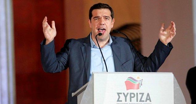 'Yunan halkı tarih yazdı, umut tarih yazdı'