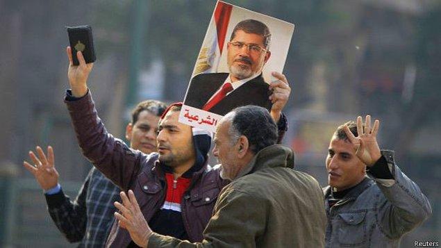 Kahire ve İskenderiye'de yüzler toplandı