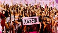 Baştan Sona Victoria's Secret Fashion Show 2014