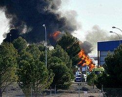 İspanya'da Yunan F-16'sı Düştü: 10 Kişi Hayatını Kaybetti
