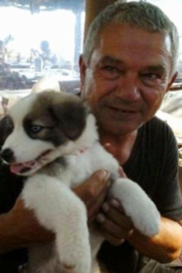 22. Yeşilçam'ın çok ünlü olmasa da yakışıklılığıyla akıllarda kalan oyuncusu Sertan Acar şimdi bir dişçiymiş.