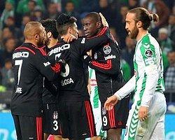 Beşiktaş Deplasman Karnesinde Avrupa'nın En İyi 2. Takımı Oldu