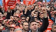 10 Kent, 22 Fabrika, 15 Bin İşçi... Metal İşçisi Grevde