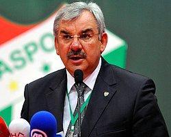 """Recep Bölükbaşı: """"Türk Futbolu İyiye Gitmiyor"""""""