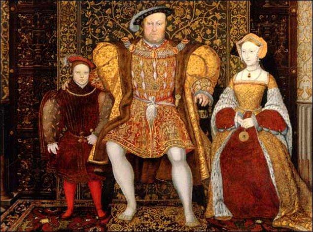 """7. Bir Soytarı VIII Henry Gibi Bir Krala """"Harry"""" Diye Seslenebilir"""
