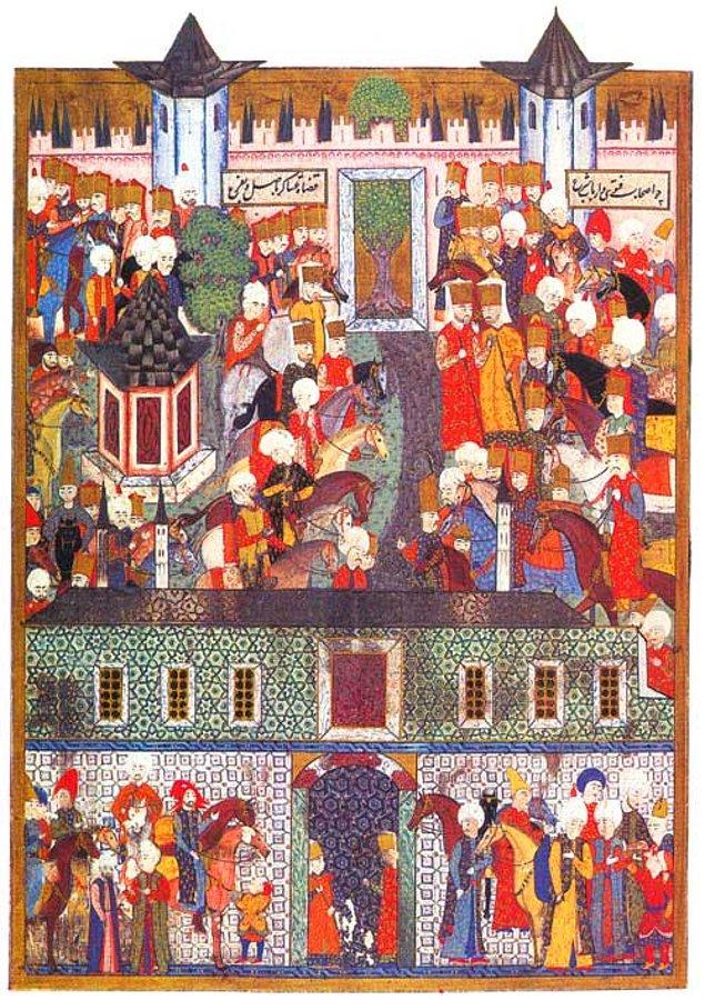 8. Osmanlı'da Saray Soytarısı Geleneği