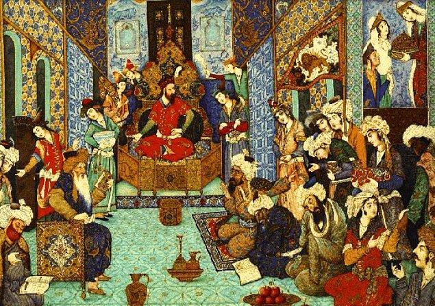 10. III Murad'ın Meşhur Nasuh ve Cuhud İsimli Cüceleri