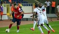 Beşiktaş ile Mersin İdman Yurdu 28. Randevuda