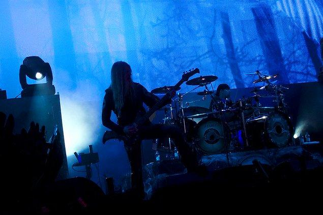 41. Çünkü Finlandiya'nın heavy metal anlayışı harika.