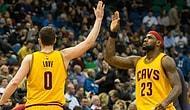 Cleveland Cavaliers Galibiyet Serisini 10 Maça Çıkardı