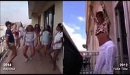 Beyoncé'nin Yıldız Tilbe'ye Özenmesi | Twerk İçerir