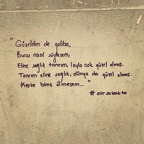 Dersim şiirleri