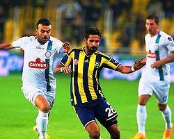 Fenerbahçe'de Derbi Öncesi Alper Potuk Depremi