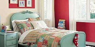 Genç Odalarına Özel Renkler