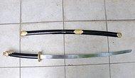 Samuray Kılıcıyla Elektronik Mağazasını Bastı