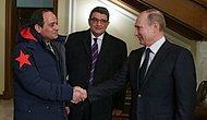 Putin Gelecek Hafta Mısır'a Gidiyor