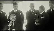 Atatürk'ün Gün Yüzüne Çıkmamış Yakın Çekim Görüntüleri