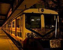 Son Tren Kalktı