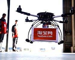 Alibaba, İnsansız Hava Aracıyla Teslimata Başladı