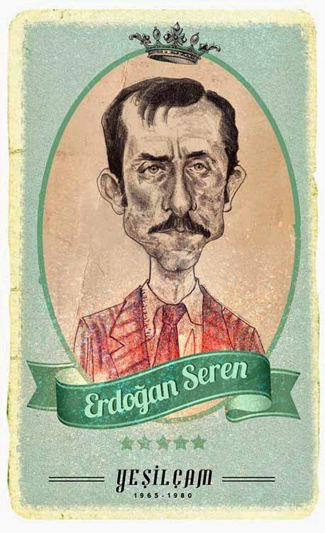 12 - 1936 – 2001 Erdoğan Seren