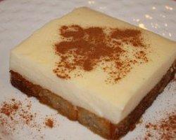 Kremalı Bayat Ekmek Tatlısı Tarifi