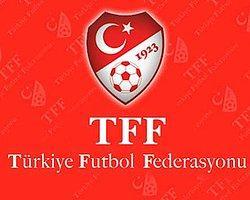 TFF'den Hacıosmanoğlu'na Uyarı