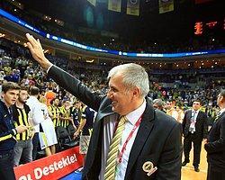 """Obradovic: """"Bizim İçin Çok Önemli Bir Galibiyet"""""""