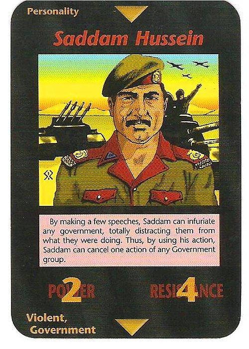 1994 Yılında Piyasaya çıktığı Iddia Edilen Illuminati Kart Oyunu Ve
