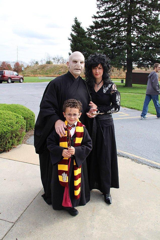 21. Harry Potter ve Adı Anılmaması Gereken Kişi