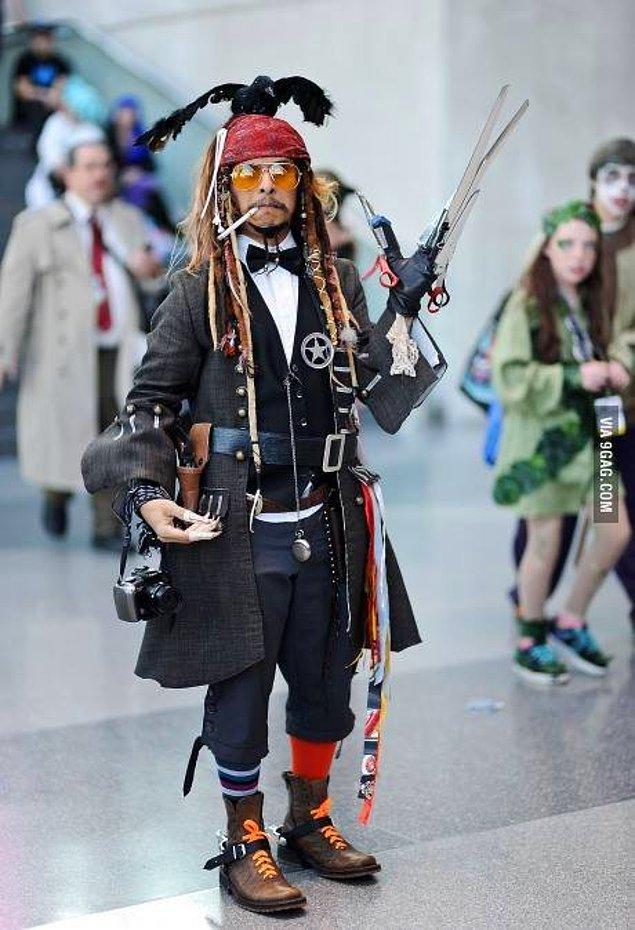 6. Jack Sparrow