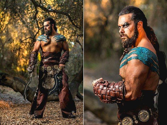 3. Khal Drogo-Game of Thrones
