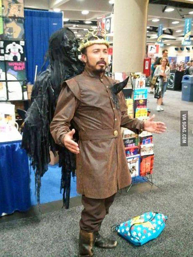 11. Renly Baratheon-Game of Thrones
