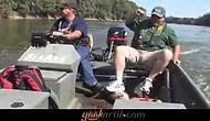 Balık tutmak mı? O da ne ki? Balık dediğin avlanılmaya istekli olmalı..