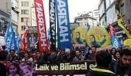 'Bilimsel, Laik, Anadilde Eğitim' İçin Binler Kadıköy'de Buluştu