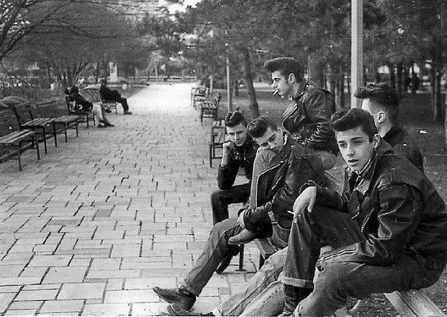 11. New York'un gençleri.