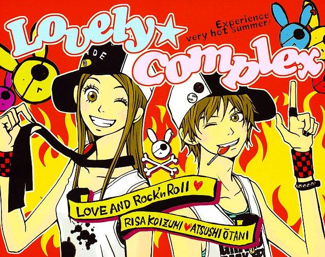 8.Lovely Complex